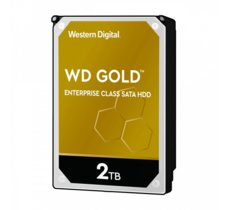 Western Digital Dysk twardy GOLD Enterprise 2TB 3,5 SATA 128MB 7200rpm