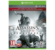 UbiSoft Gra XboxOne Assassins Creed 3 + Liberation Remaster