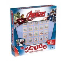 Winning Moves Match Avengers