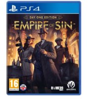 KOCH Gra PS4 Empire of Sin Day One Edition