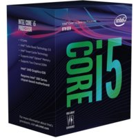Intel CPU INTEL Core i5-8600K BOX 3.60GHz, LGA1151