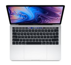 Apple MacBook Pro 13 Touch Bar: 1.4GHz quad-8th Intel Core i5/16GB/256GB - Silver MUHR2ZE/A/R1