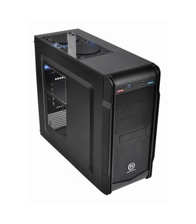 Thermaltake Versa G1 USB3.0 Window (120mm, LED), czarna