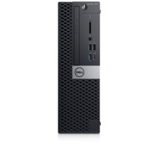 Komputer Dell Optiplex 7070 SFF W10Pro i7-9700/8GB/256GB SSD