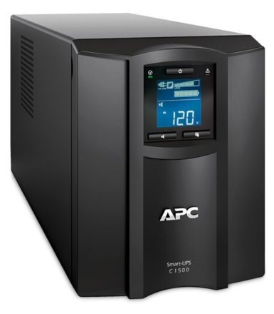 APC Zasilacz awaryjny SMC1500IC SmartUPS C 1500VA/900W Tower SmartConnect