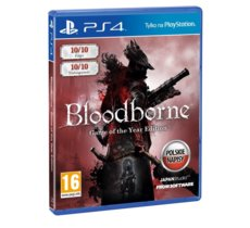 Sony Gra PS4 Bloodborne GOTY