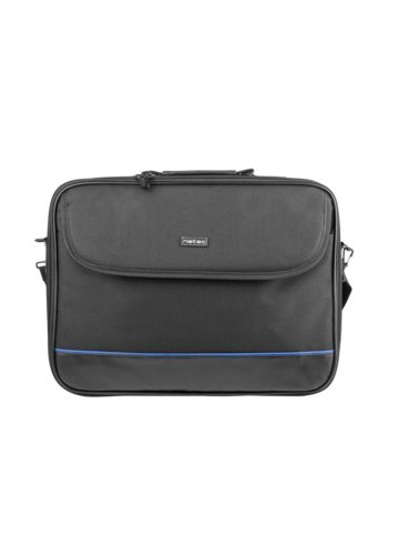 NATEC TORBA NOTEBOOK IMPALA Black-Blue 15,6''