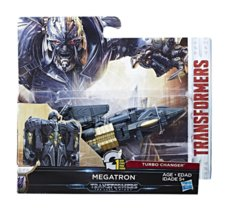 Transformers ONE STEP Turbo changer Megatron