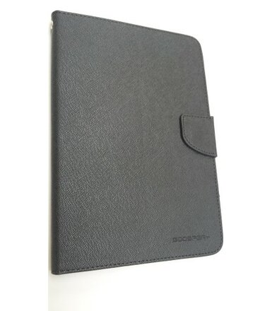 wel.com Etui skórzane Fancy do Apple iPad Mini 2 czarne