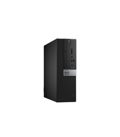 Dell Optiplex 7050SFF Win10Pro i5-7500/500GB/4GB/DVDRW/HD640/MS116/KB216/3Y NBD