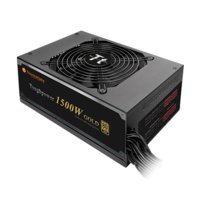 Thermaltake Zasilacz Toughpower 1500W Modular (80+ Gold, 10xPEG, 135mm)