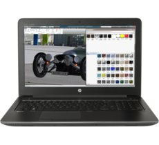HP Inc. ZBook15 G4 i7-7700HQ 256/16/15,6/W10P Y6K27EA