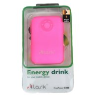 Lark Power Bank 8400 różowy