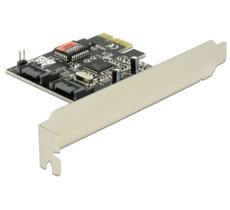 Delock Karta PCI Express - Sata Internal x2 3Gb/s RAID